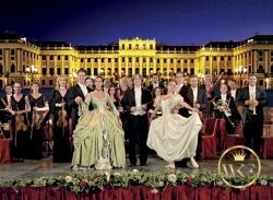 Klassische Konzerte in der Orangerie Schönbrunn in Wien