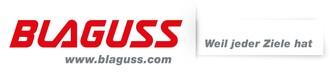 ブラグス旅行社のロゴ