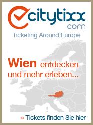 Citytixx.com Wien entdecken und erleben - Tickets finden Sie hier