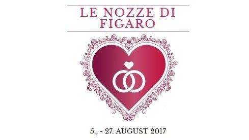 Sujet des Sommertheaters - Le Nozze Di Figaro im August 2017