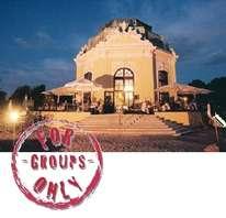 Reise durch Schönbrunn - Wien von der schönen Seite mit Klassik und Dinner